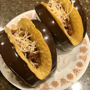Longaberger Woven Traditions Taco Holder